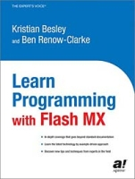 Learn Programming with Flash MX артикул 3909c.