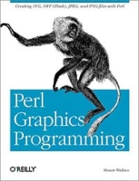 Perl Graphics Programming артикул 3912c.