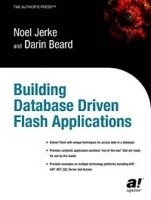 Building Database Driven Flash Applications артикул 3913c.