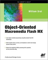 Object-Oriented Macromedia Flash MX артикул 3915c.
