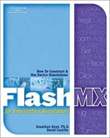 Flash MX for Interactive Simulation артикул 3933c.