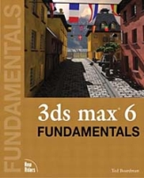 3ds Max 6 Fundamentals артикул 3981c.